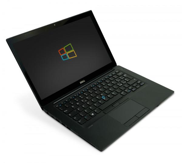 Dell Latitude 7480 14 Zoll Full HD Laptop Notebook - Intel Core i7-6600U 2x 2,6 GHz WebCam