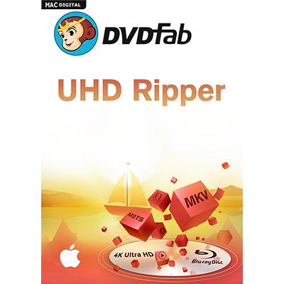 DVDFab UHD Ripper - ESD