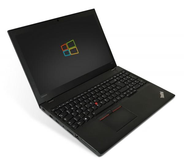 Lenovo ThinkPad T560 15,6 Zoll Full HD Laptop Notebook - Intel Core i5-6300U 2x 2,4 GHz