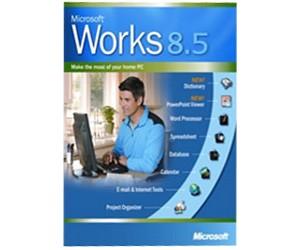 Microsoft Works 8.5