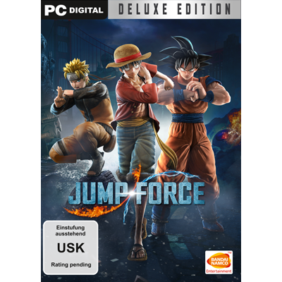 Jump Force Deluxe Edition - ESD