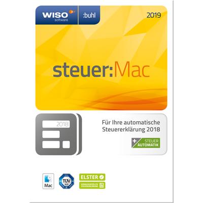 WISO steuer:Mac 2019 (für Steuerjahr 2018) - ESD
