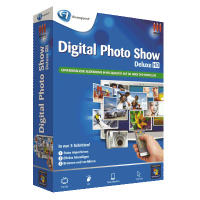 Digital PhotoShow Deluxe - ESD