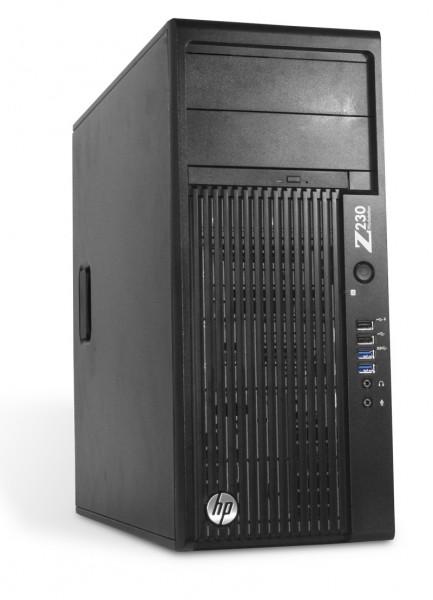 HP Z230 Workstation PC Computer - Intel Core i3-4170 2x 3,7 GHz