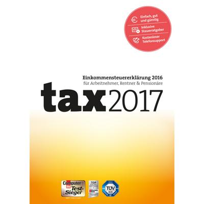 tax 2017 (für Steuerjahr 2016) - ESD