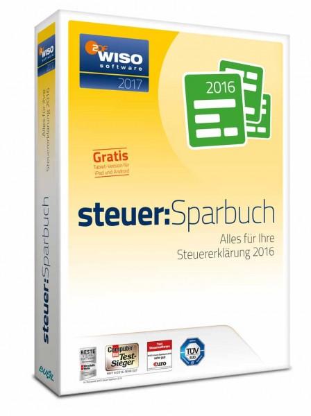 WISO steuer:Sparbuch 2017