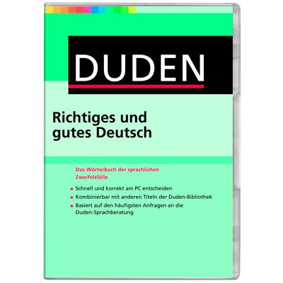 Duden Richtiges und gutes Deutsch 9 - ESD