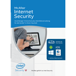McAfee Internet Security 2016 Unlimited Devices - ESD