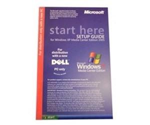 Windows XP Media Center Edition 2005 Rollup 2 - CD + COA