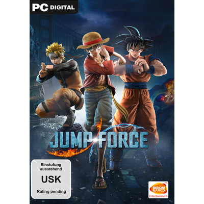 Jump Force - ESD