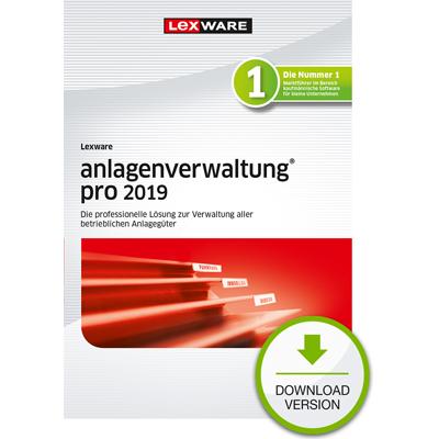 Lexware anlagenverwaltung pro 2019 - ESD