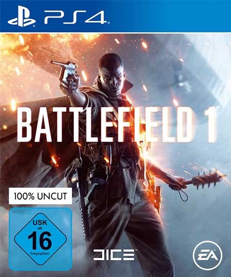 Battlefield 1 für Playstation 4