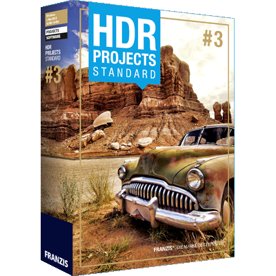 HDR projects 3 professional - ESD