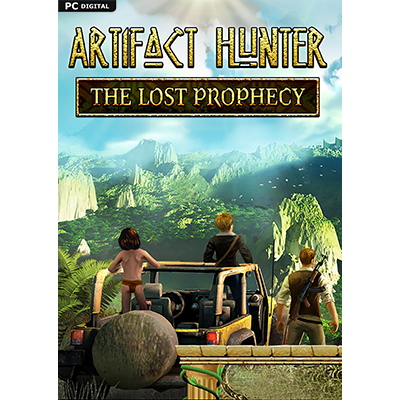 Artifact Hunter: The Lost Prophecy - ESD