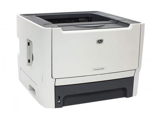 HP LaserJet P2015d Laserdrucker