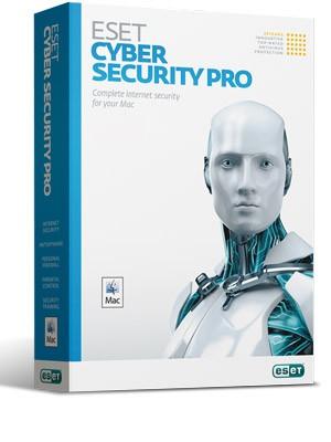 ESET Cyber Security Pro für 3 PCs oder Macs / 1 Jahr ESD