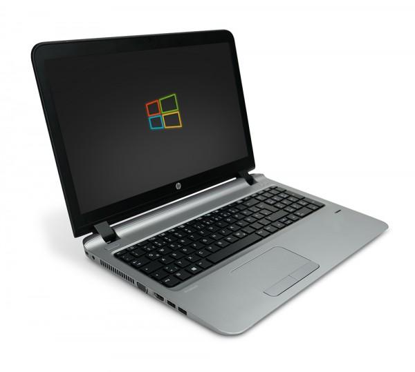 HP ProBook 450 G3 15,6 Zoll Laptop Notebook - Intel Core i5-6200U 2x 2,3 GHz DVD-ROM WebCam