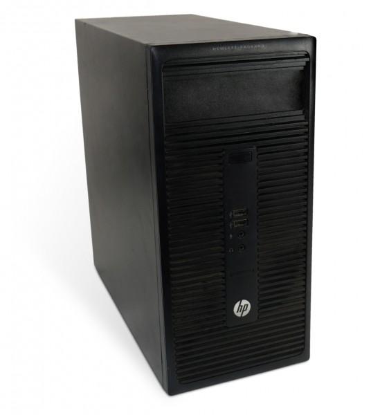 HP 280-G1 Tower PC Computer - Intel G-Serie-G3250 2x 3,2 GHz DVD-Brenner
