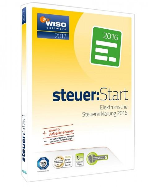 WISO steuer:Start 2017