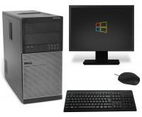 Dell OptiPlex 7010 Tower PC Computer Komplettsystem Bundle - Intel G-Serie-G2020 2x 2,9 GHz