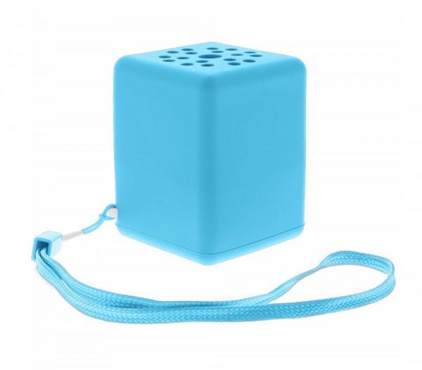 InLine Mini Bluetooth Lautsprecher Bobby mit Freisprechfunktion - Blau