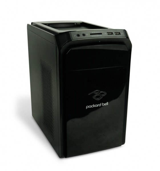 Packard Bell iMedia S3840 Tower PC Computer - Intel Core i5-2300 4x 2,8 GHz DVD-Brenner