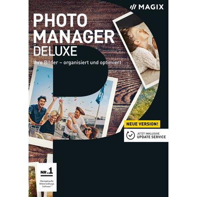 Magix Photo Manager 17 Deluxe - ESD