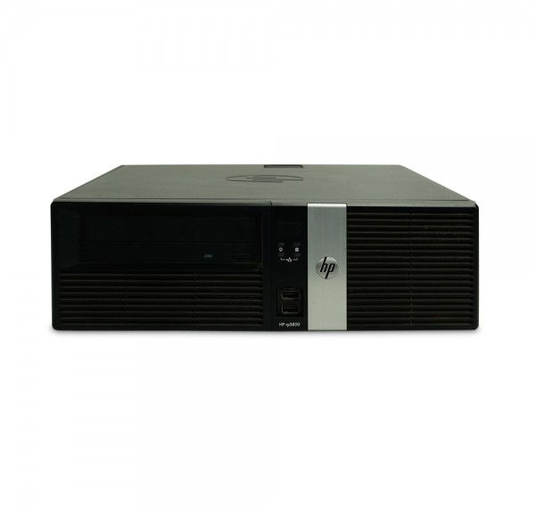 HP RP 5800 Small Form Factor PC Computer - Intel Core i5-2400 4x 3,1 GHz DVD-Brenner