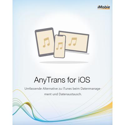 iMobie AnyTrans (iOS) - ESD