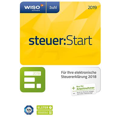 WISO steuer:Start 2019 (für Steuerjahr 2018) - ESD