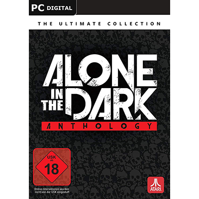 Alone in the Dark Anthology - USK 18 - ESD