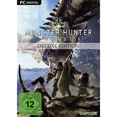 Monster Hunter World Deluxe Edition - ESD