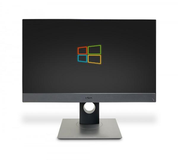 Dell OptiPlex 7760 AIO 27 Zoll FHD TouchScreen - Intel Core i5-8600K 6x 3,6 GHz Nvidia GTX 1050