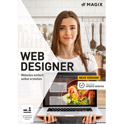 Web Designer (Version 2018) - ESD