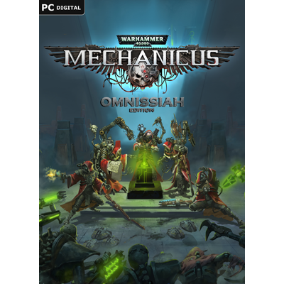 Warhammer 40.000: Mechanicus - Omnissiah Edition - ESD