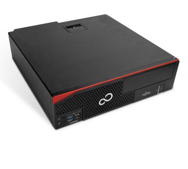 Fujitsu Esprimo D756 SFF PC Computer - Intel Core i3-6100 2x 3,7 GHz-Copy
