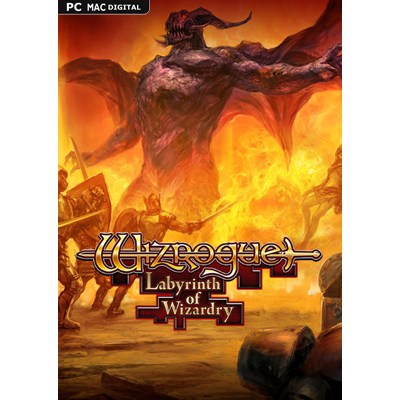 Wizrogue - Labyrinth of Wizardry - ESD