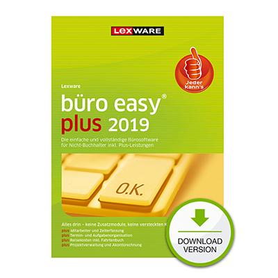 Lexware büro easy plus 2019 - ESD