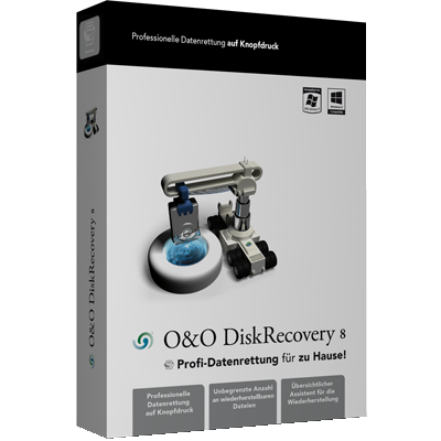 DiskRecovery 8 Professional Edition 1 PC - ESD