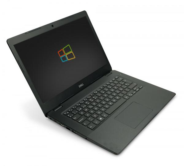 Dell Latitude 3490 14 Zoll Full HD Laptop Notebook - Intel Core i5-8250U - bis zu 4x 3,4 GHz WebCam