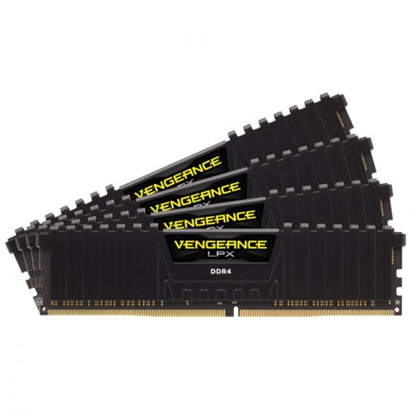 Corsair Vengeance LPX 32 GB Speicherkit - 4x 8GB DDR4 DIMM 2133 MHz - Schwarz