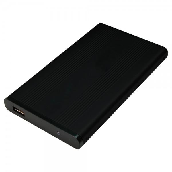 USB 2.0 - Externes 2,5 Zoll Festplattengehäuse - Slim Design