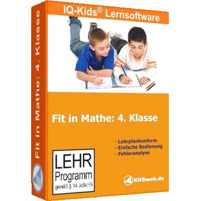 Fit in Mathe 4. Klasse - ESD