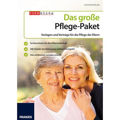 Das große Pflege-Paket - ESD