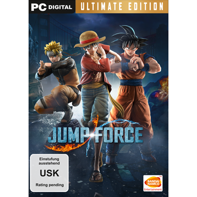 Jump Force Ultimate Edition - ESD