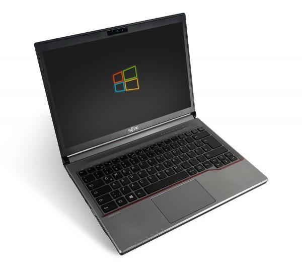 Fujitsu LifeBook E734 13,3 Zoll Laptop Notebook - Intel Core i5-4300M 2x 2,6 GHz WebCam