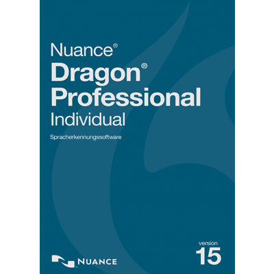 Nuance Dragon Professional Individual 15 - ESD