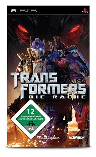 Transformers: Die Rache - PSP