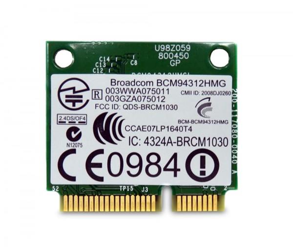 HP Broadcom WiFi Modul Karte BCM94312HMG - HP ProBook 6470b