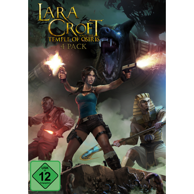 Lara Croft and The Temple of Osiris 4-Pack - ESD